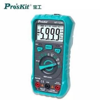 Pro'sKit 宝工 MT-1236-C 自动量程数字万用表