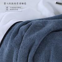 浴巾家用成人男女士比纯棉全棉吸水速干不掉毛学生宿舍可穿大裹巾