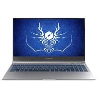 MECHREVO 机械革命 蛟龙 锐龙版 15.6英寸 笔记本电脑 灰色 锐龙R7-4800H 16GB 512GB SSD RTX 2060 6G