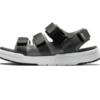 XTEP 特步 男士户外沙滩鞋 881219509583 灰色 39