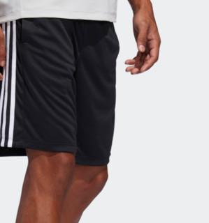 adidas 阿迪达斯 4K_SPR A 3ST 9 男士运动裤 DU1602 黑/白 M