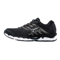 Mizuno 美津浓 Wave Paradox 5 男士跑鞋 J1GC184003 深灰/黑/银 45