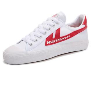 WARRIOR 回力 经典款低帮帆布鞋