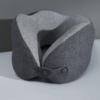 LERAVAN 乐范 LF-J016 记忆护颈U型枕 灰色