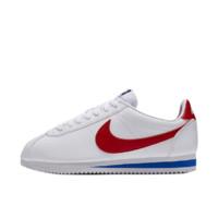 NIKE 耐克 CLASSIC CORTEZ LEATHER 女士休闲运动鞋 807471-103 白/蓝红 36