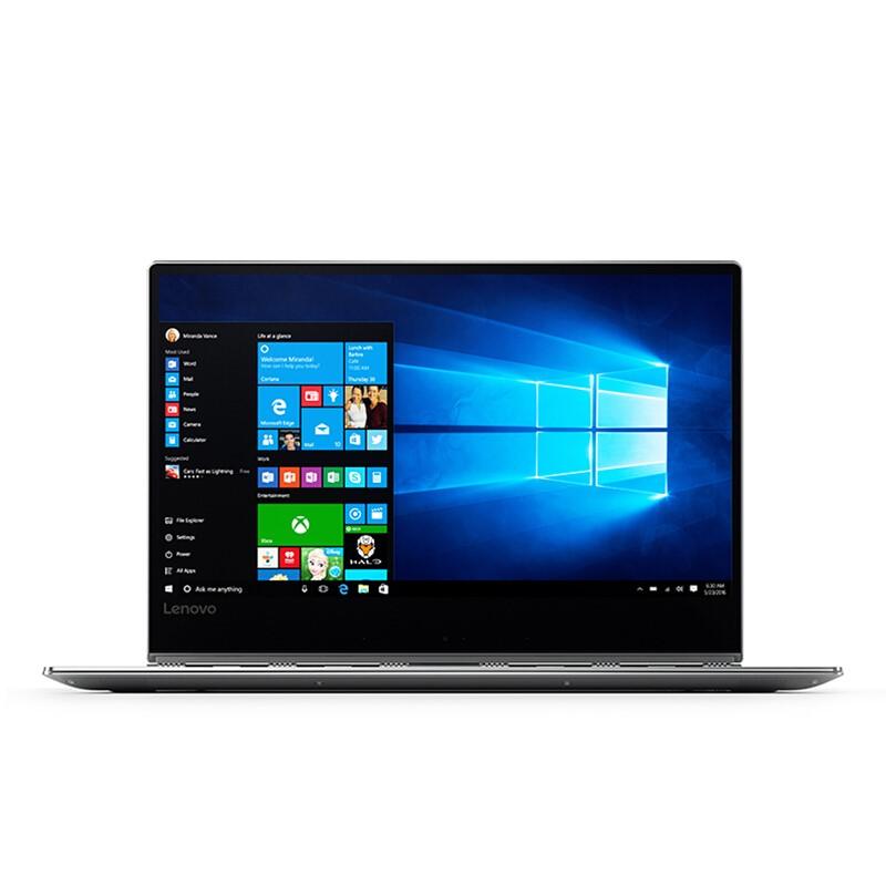 Lenovo 联想 YOGA系列 YOGA5 Pro 13.9英寸 笔记本电脑 酷睿i5-7200U 8GB 512GB SSD 核显 银色