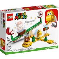 百亿补贴:LEGO 乐高 超级马里奥系列 71365 吞食花滑板扩展关卡