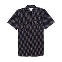 Calvin Klein男式短袖衬衫-40M8459010