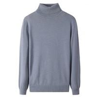 暖爱季、百亿补贴:La Chapelle 拉夏贝尔 男款高领针织衫