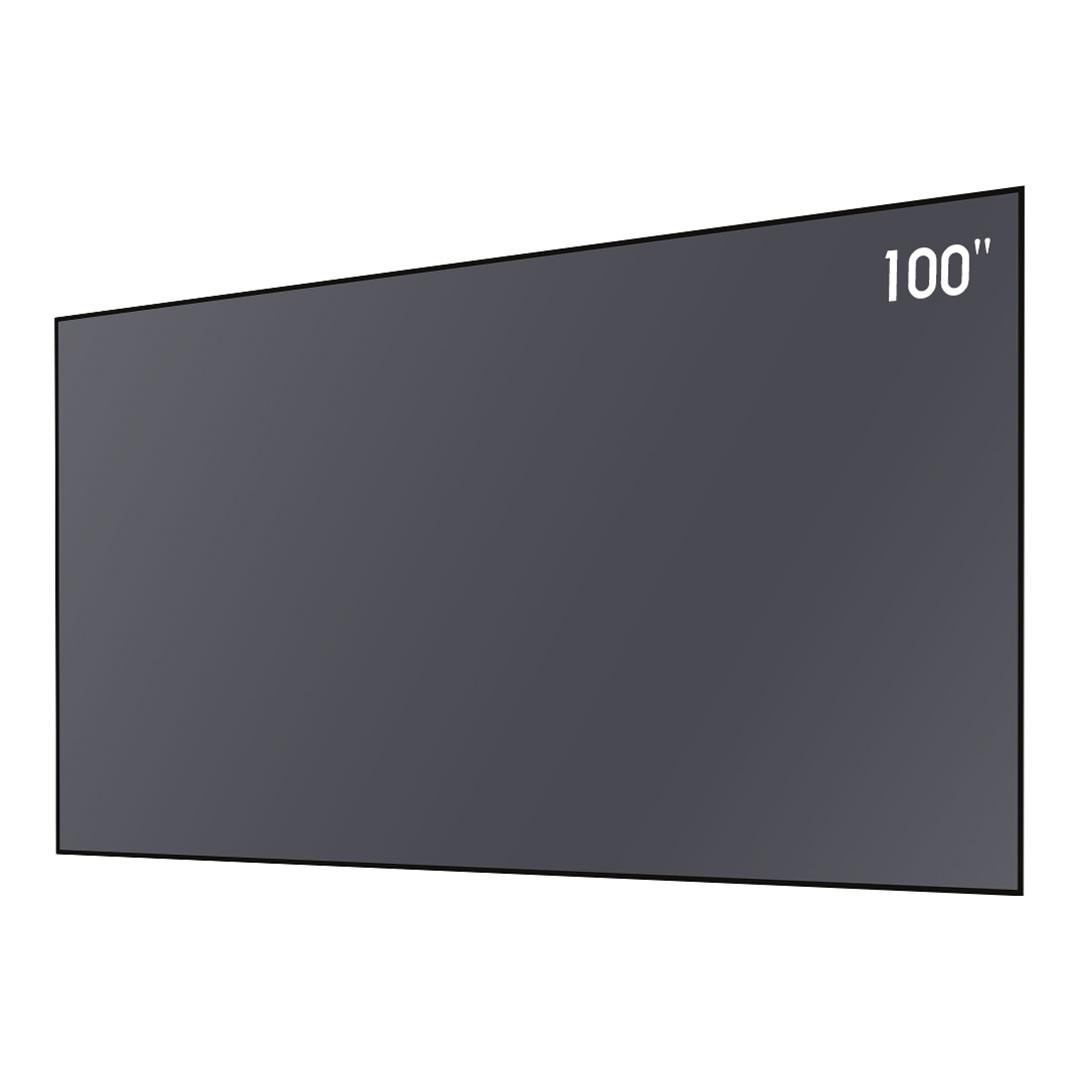 MIJIA 米家 投影抗光幕布 16:9 100英寸