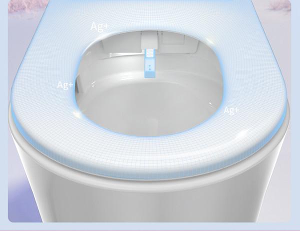 大白超能离子声控智能马桶,防护后疫情健康