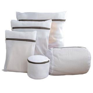 京东PLUS会员 : 阿依妈妈 细网洗衣袋 5件套 *3件