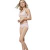 OCTMAMI 十月妈咪 44332702 孕妇背心式哺乳文胸 粉色 75B