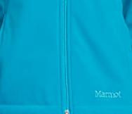 Marmot 土拨鼠 Super Gravity 女士软壳衣 85130-2509-4 水蓝 M