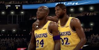 NS版 NBA2K21 实体游戏