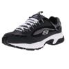 SKECHERS 斯凯奇 SPORT系列 Stamina Nuovo Cutback  男士跑鞋 50988 黑/白 40