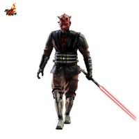 玩模总动员、新品预售 : Hot Toys 星球大战:克隆人战争 达斯·摩尔 1:6 比例人偶
