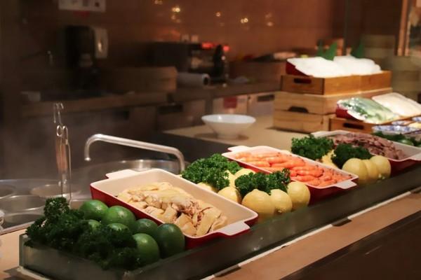 大闸蟹畅吃!甜品惊现红丝绒蛋糕!上海虹口三至喜来登酒店自助晚餐