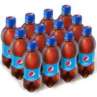 PEPSI 百事可乐 碳酸汽水饮料饮品 300ml*12瓶  *2件