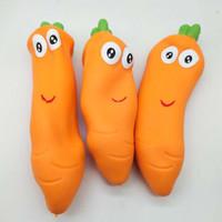 移动专享:靓趣 TPR软胶玩具 胡萝卜