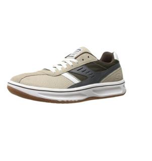 SKECHERS 斯凯奇 SPORT系列 Piers Ii 男士休闲运动鞋 51578 米色/褐色 40