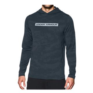 UNDER ARMOUR 安德玛 男士运动卫衣 1293966-008 隐形灰色/银 M