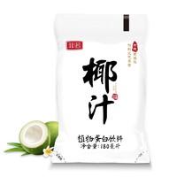 panda gifts 菲诺纯 椰汁 180ml*12袋