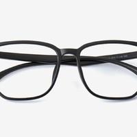 潮库 防蓝光近视眼镜149+1.56防蓝光镜片