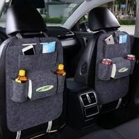 普拉米拉 车载座椅背收纳包 置物袋  2个装