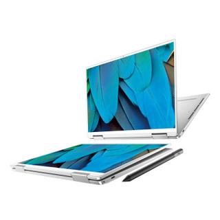 DELL 戴尔 XPS 13-9310 13.4英寸 二合一轻薄本 白色(酷睿i7-1165G7、核芯显卡、16GB、512GB SSD、4K、IPS、R1805TB)