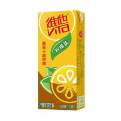 维他奶 维他柠檬茶 250ml*24  *4件