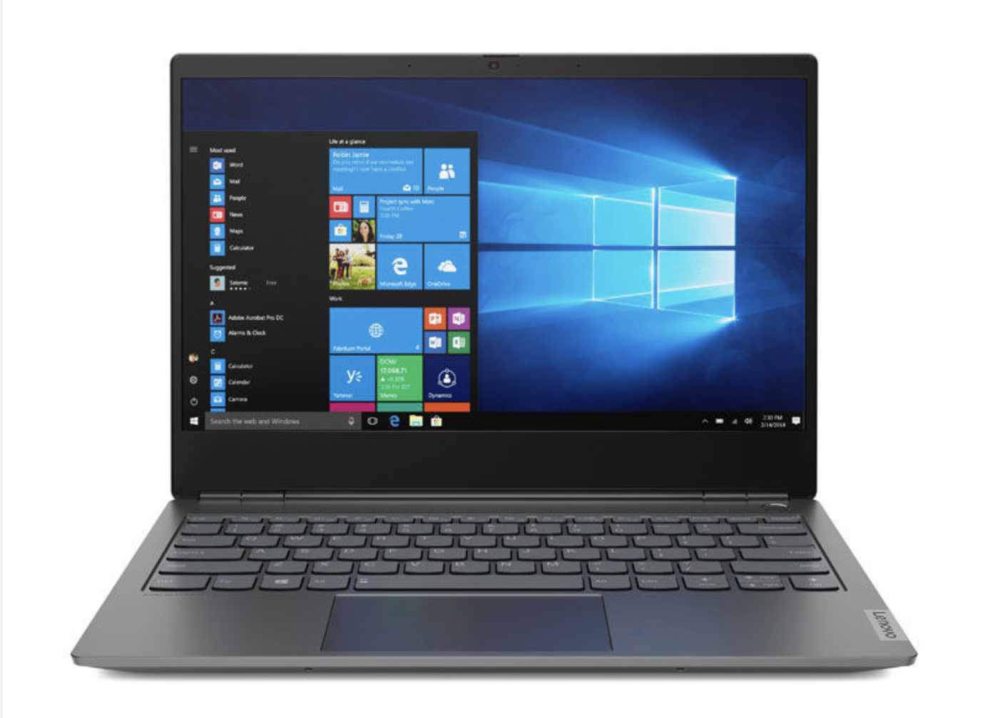 Lenovo 联想 威6 Pro 14英寸笔记本电脑(i5-10210U、8GB、512GB、R630)