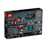 百亿补贴:LEGO 乐高 机械组系列 42106 特技表演卡车和摩托车 美版