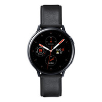 SAMSUNG 三星 Galaxy Watch Active 2 智能手表 44mm 不锈钢版