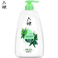 六神 清新滋润型沐浴液 1L