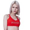 Kappa 卡帕 女士运动内衣 K0922XY01F-563 红色 M