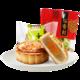 稻香村 老月饼 710g 19.9元包邮(需用券)