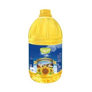 限四川西藏地区、88VIP : LuckLine 洛克莱 葵花籽油 5L *3件