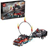LEGO 乐高Technic科技组 42106 卡车与特技摩托表演