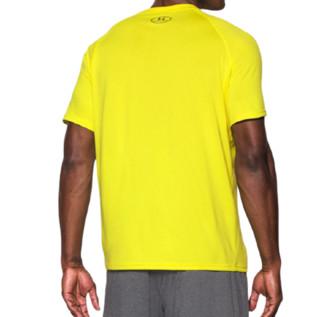 UNDER ARMOUR 安德玛 综训系列 男士运动T恤 1228539-740 黄色 S