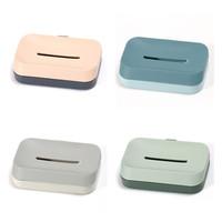 汇品美 双层旋转肥皂盒置物架 1个装