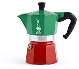 Bialetti 比乐蒂 Moka Express 5322 经典摩卡壶 意式浓缩咖啡机 意大利配色
