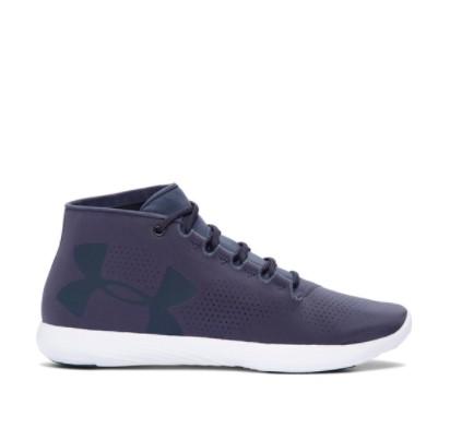 UNDER ARMOUR 安德玛 Street Precision 女士训练鞋 1274412-008 暗紫 35.5