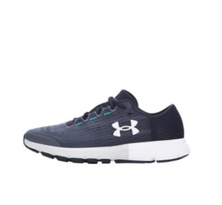 UNDER ARMOUR 安德玛 SpeedForm Velociti City 女士跑鞋 1285496-076 灰黑色 35.5