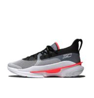 UNDER ARMOUR 安德玛 Curry 7 男士篮球鞋 白/黑/灰/桔红 43
