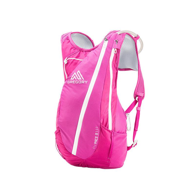GREGORY 格里高利 PACE8 女士小背包 粉红色 8L