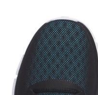 UNDER ARMOUR 安德玛 SpeedForm Fortis 2 女士跑鞋 1285492-001 黑蓝色 35.5