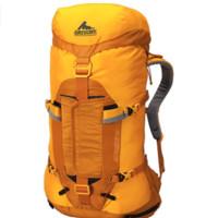 GREGORY 格里高利 登山系列 alpinisto 35 登山包  GM59528 黄色