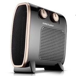 Royalstar 荣事达 QGW-150B 取暖器 黑色温控款