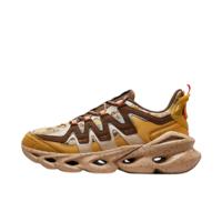 XTEP 特步 少林联名 男子跑鞋 880419116595 棕色 42